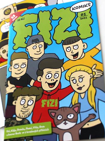 FIZI komiks